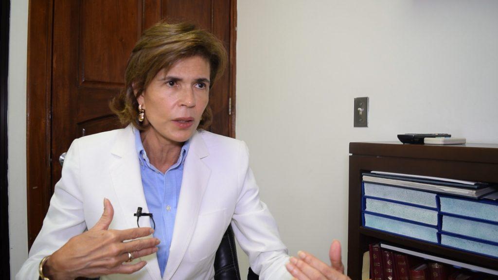 Cristiana Chamorro B., Directora Ejecutiva de la Fundación Violeta B. de Chamorro
