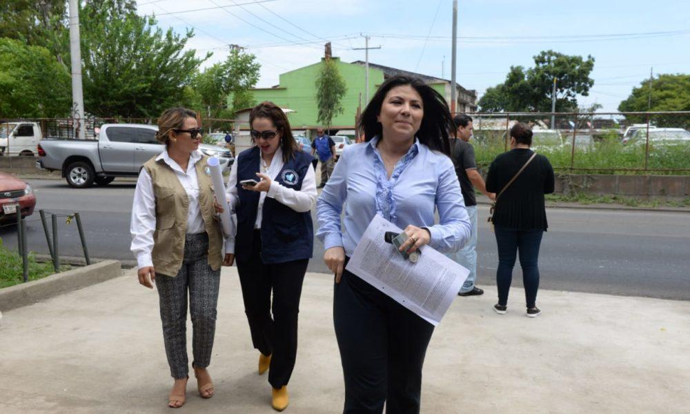 La abogada defensora de la CPDH, María Oviedo.