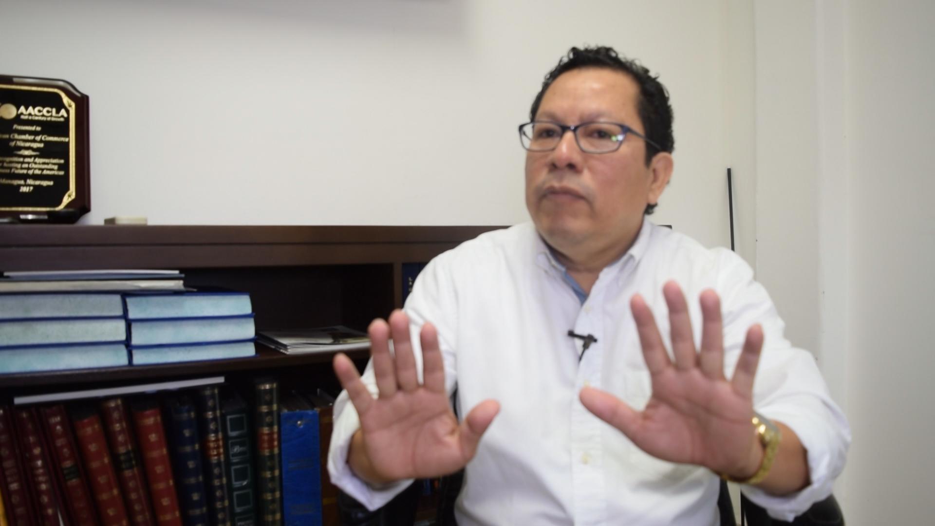 Miguel Mora, Periodista. Director de 100% Noticias