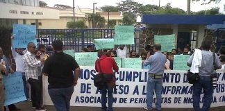"""Ortega esconde información al """"Pueblo Presidente"""""""