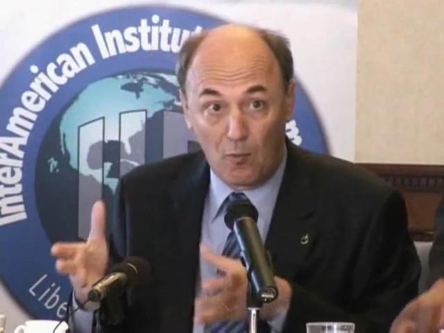Ricardo Trotti, Director Ejecutivo de la SIP