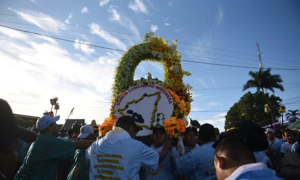 Imagen de Santo Domingo. LAPRENSA/R.Fonseca/F