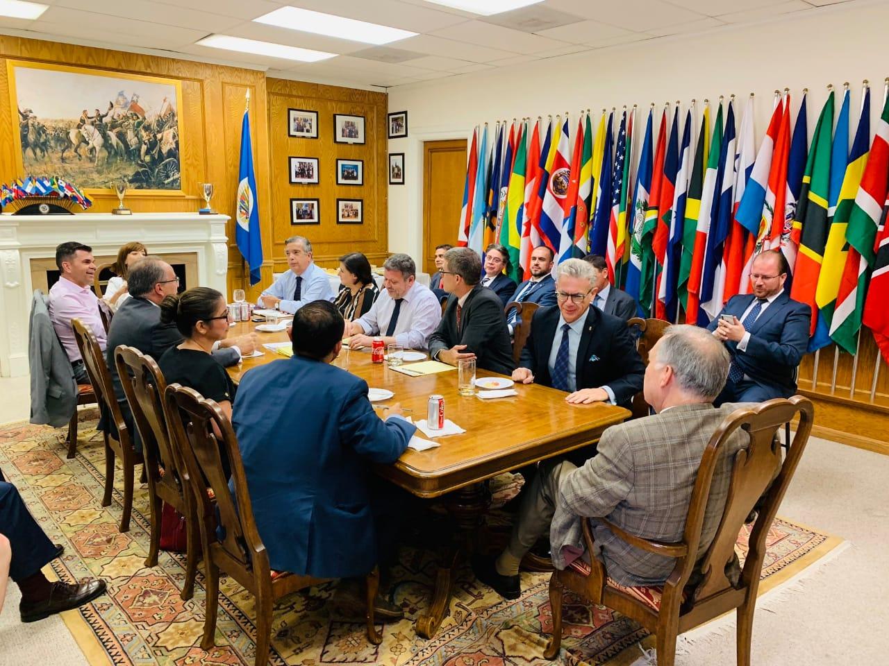 Avanza conformación de Comisión Especial que abordará crisis de Nicaragua