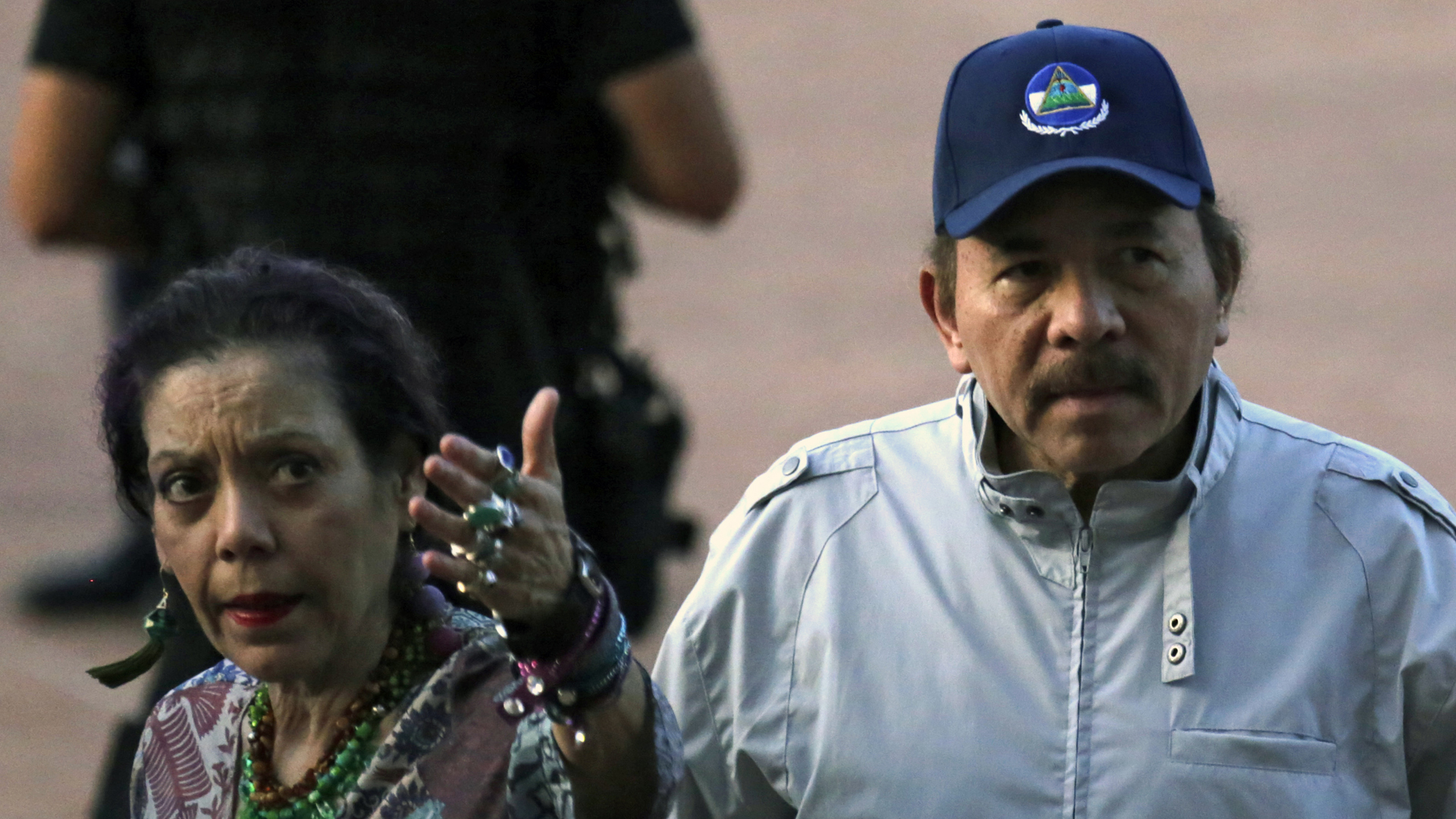 Daniel Ortega asfixia a las alcaldías opositoras. Foto: AFP / INTI OCON