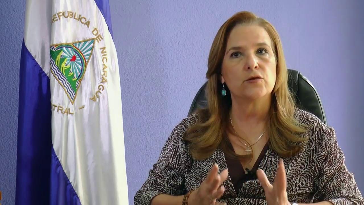 Lucy Valenti, presidenta de la Cámara Nacional de Turismo de Nicaragua. Foto: Cortesía