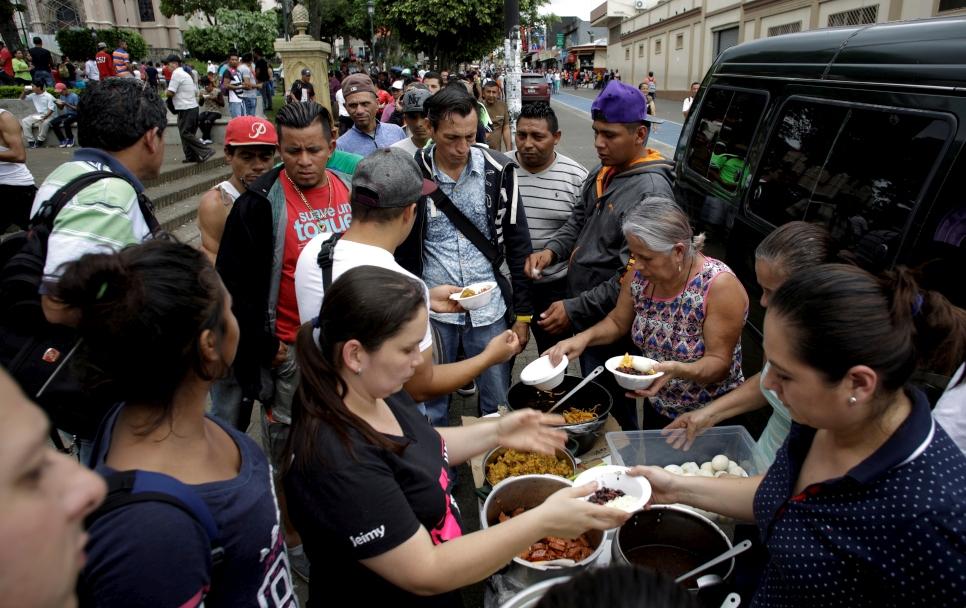 Nicaragüenses exiliados en Costa Rica. Foto: ACNUR