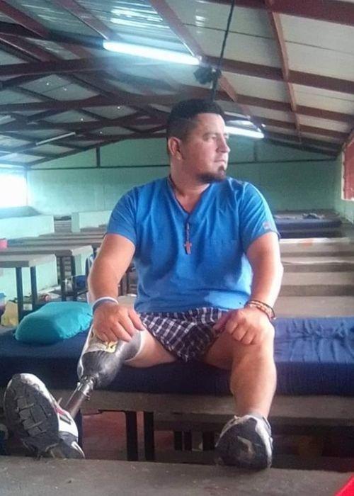 Pedro Gutierrez, secuestrado desde el pasado 4 de julio de 2018