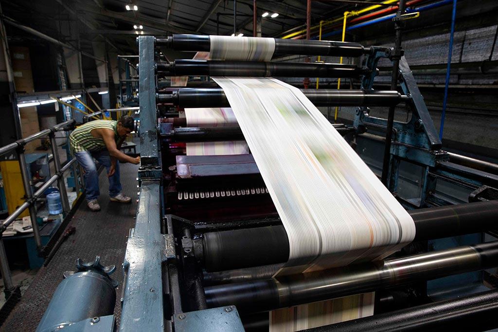 Se cumple un año de retención indefinida de los insumos para la versión impresa de La Prensa