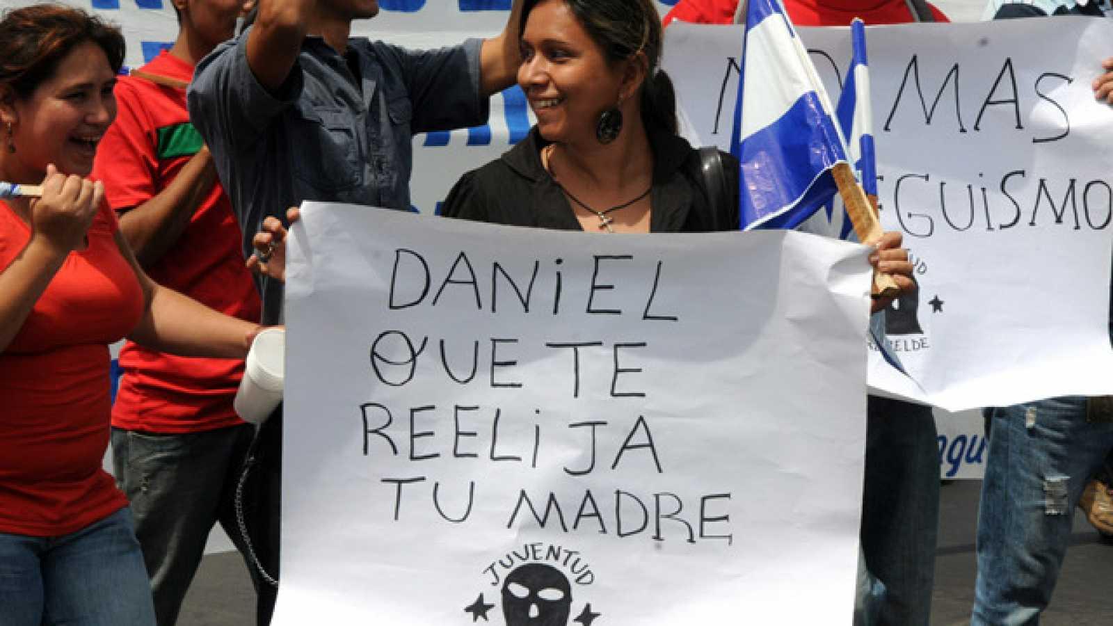 Movimientos Sociales presentan propuesta de programa que incluye el voto de los nicaragüenses en el exterior, y la no reelección presidencial