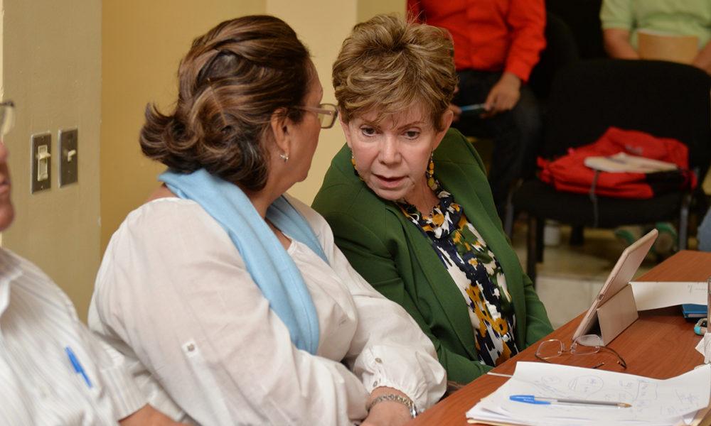Azucena Castillo, diputada del PLC y miembro de la Comisión de Producción, Economía y Presupuesto. Foto: Cortesía