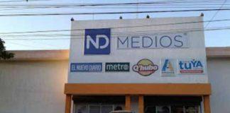 """El Nuevo Diario cierra operaciones """"por dificultades económicas y técnicas"""""""