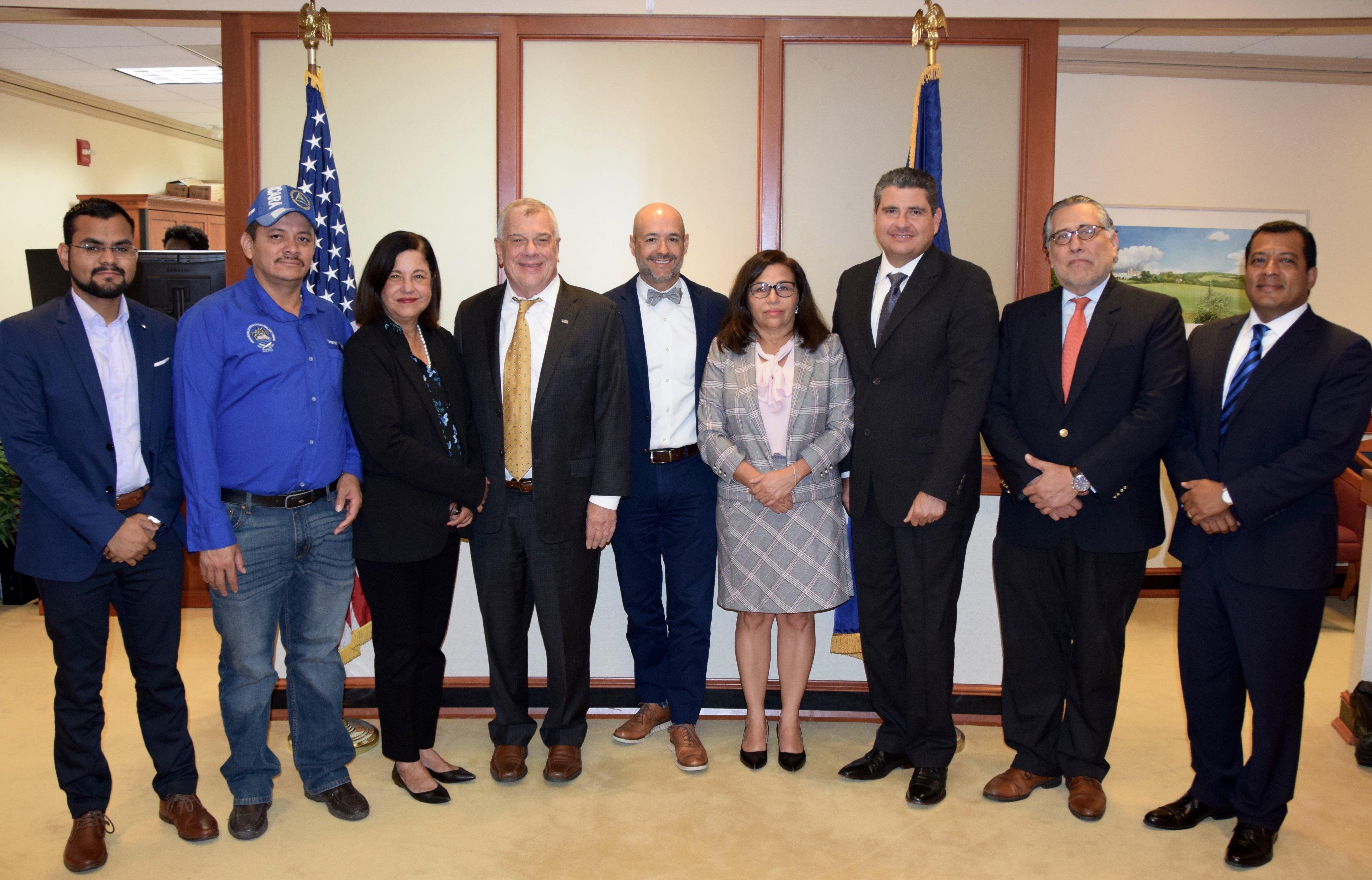 Alianza Cívica y UNAB viajan a Washington para denunciar las violaciones de derechos humanos cometidos por el régimen. Foto: Cortesía