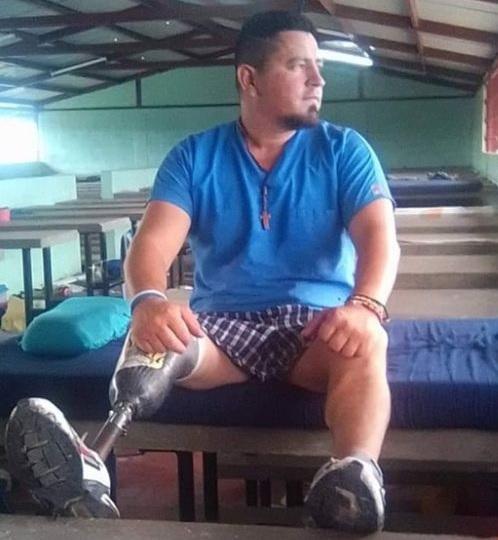 """""""Le quitaron y le destruyeron la prótesis"""", denuncia la esposa del preso político Pedro Gutiérrez"""