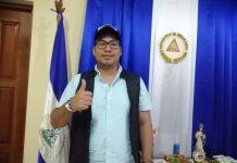 Yubrank Suaz: «Yo me debo a Nicaragua y llevaré a la mesa lo que la población está demandando». Foto: Noel Miranda/Artículo 66