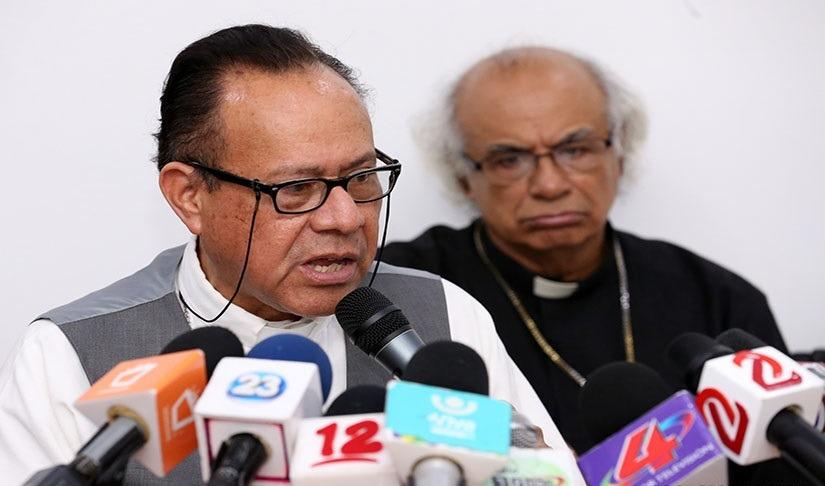 Monseñor Mata asegura que dictadura ve en la Iglesia un enemigo poderoso contra su totalitarismo