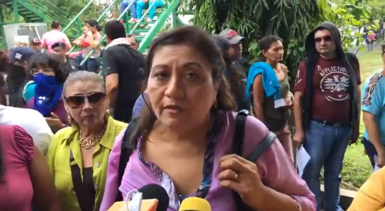 Rosario Flores, abogada de María Guadalupe Ruíz Briceño