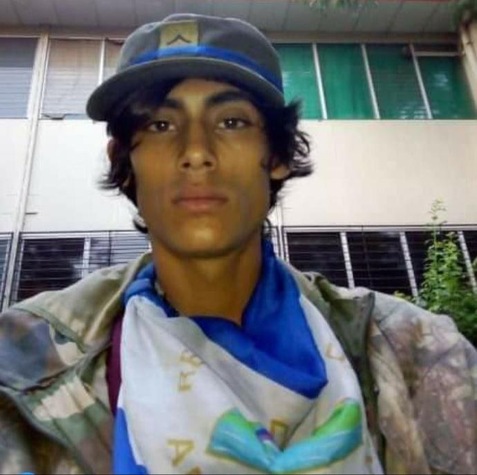 El preso político que sobrevivió al ataque a la parroquia Divina Misericordia