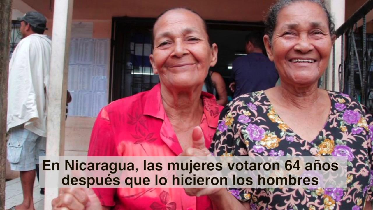 Presentan una memoria con las implicaciones de la lucha de las mujeres nicaragüenses en la historia del país