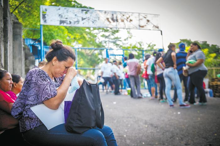 Proponen iniciativa de ley que presionará la liberación de los presos políticos. Foto: Nicaragua Investiga