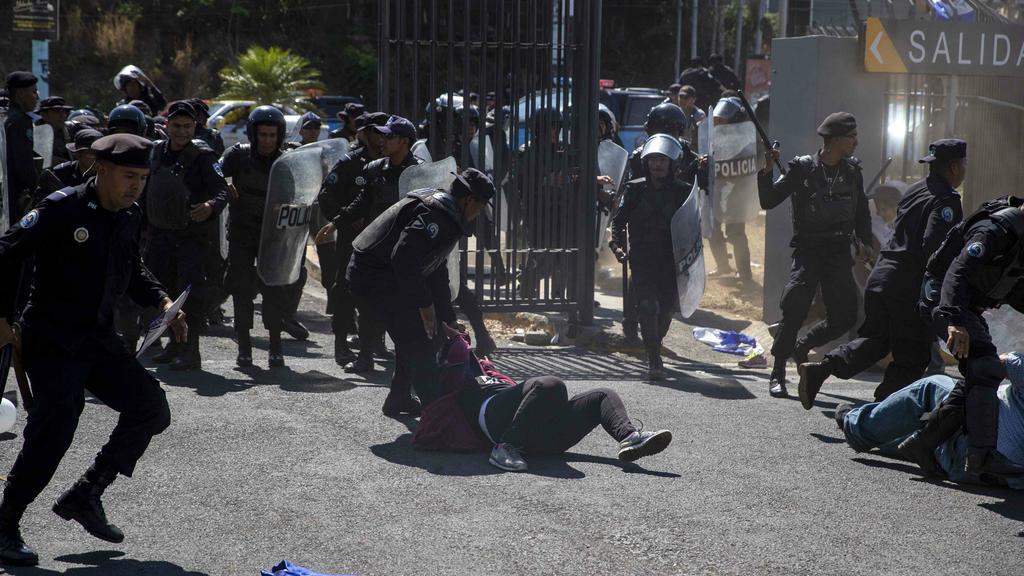 Régimen orteguista niega ante la ONU las graves violaciones de derechos humanos. Foto: Cortesía