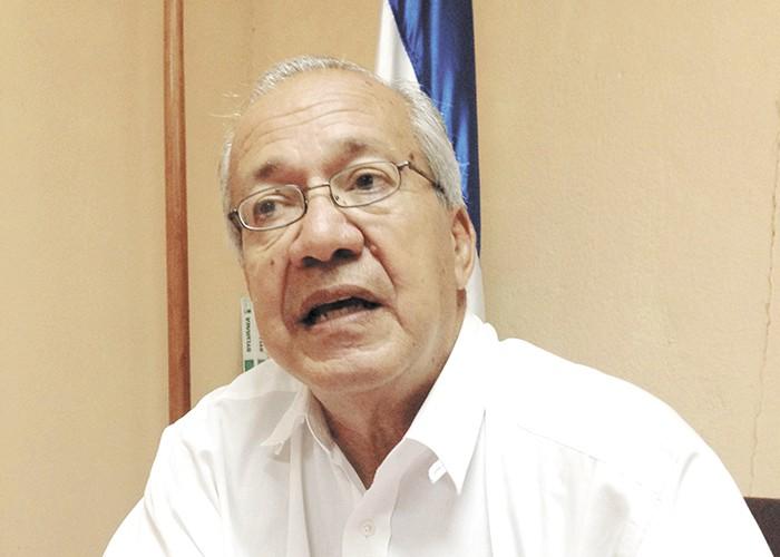 Diputado del PLC, Jorge Irías. Foto: Cortesía