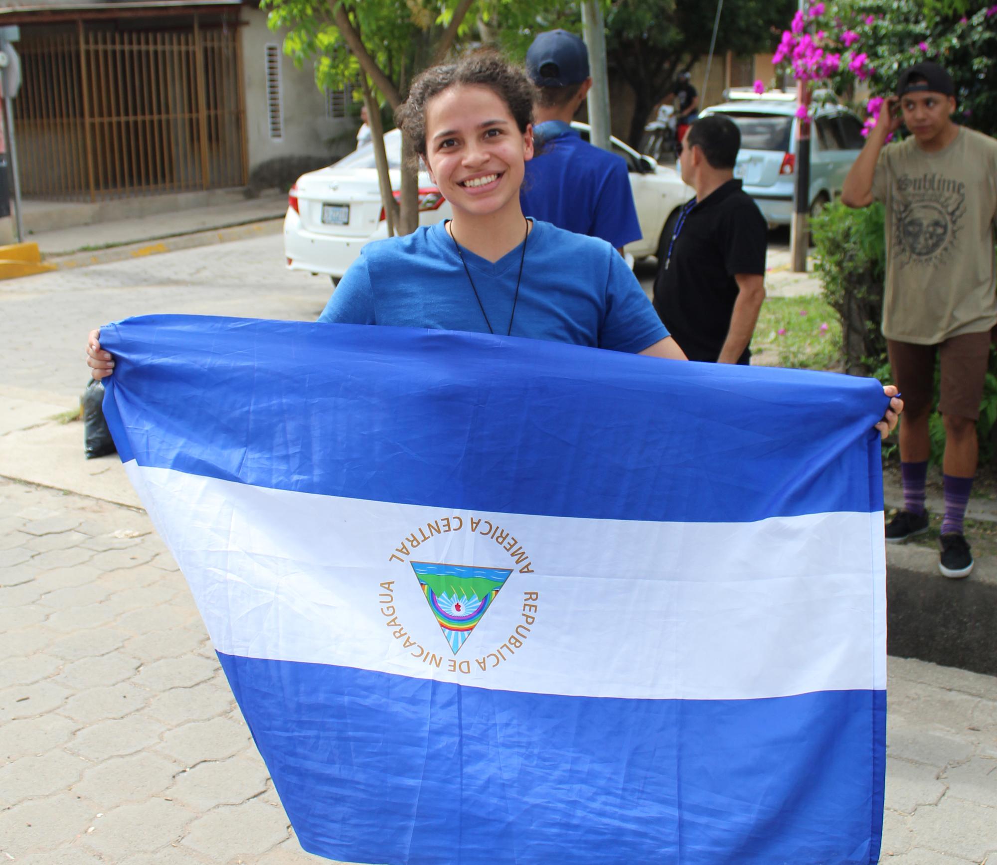 Amaya Coppens exige al régimen de Ortega que esclarezca su situación académica
