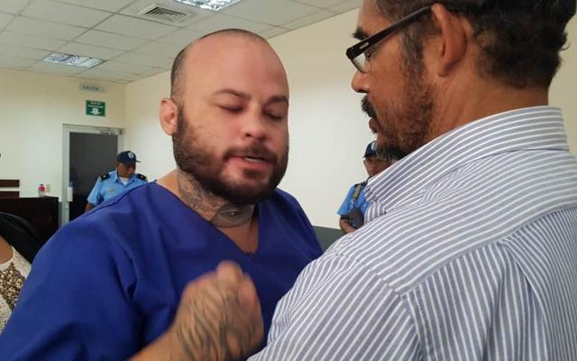 Preso político Jaime Navarrete tiene la nariz y costillas quebradas, denuncian familiares. Foto: END