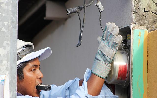 Aplanadora orteguista aprueba ley para enjuiciar a morosos que consuman más de 300 kWh. Foto: END