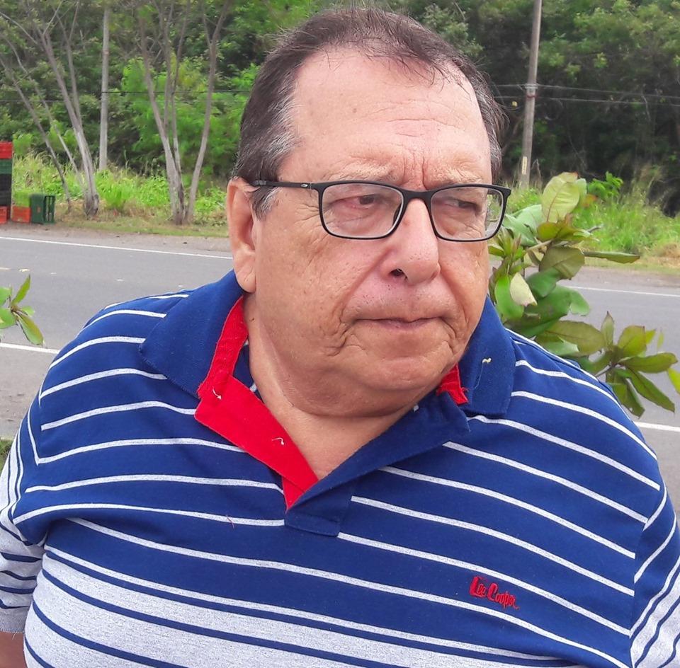 CIDH condena asedio policial a periodista Henry Briceño en San Rafael del Sur. Foto: Tomada de Facebook