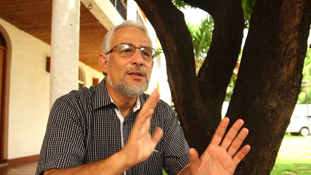 Dr. Leonel Arguello, epidemiólogo