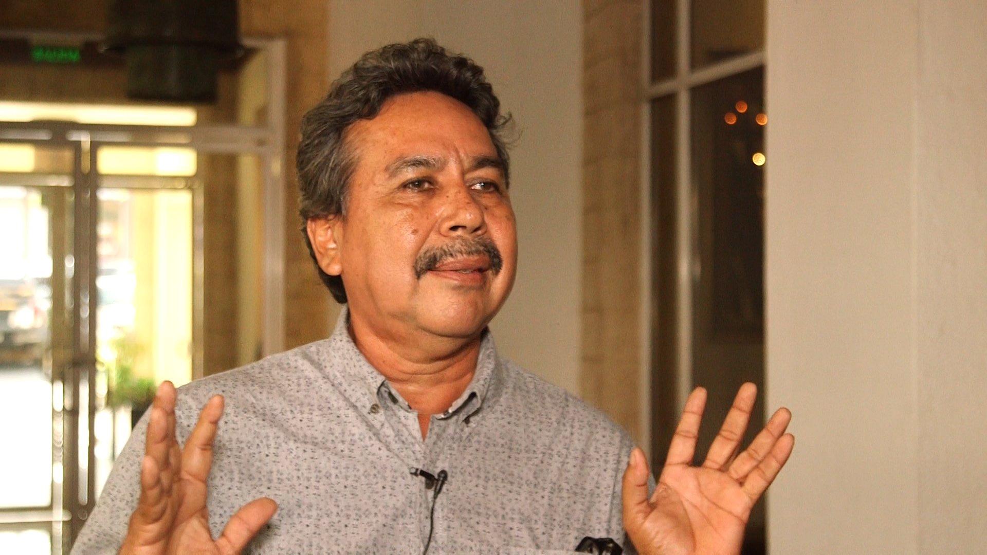 Gilberto Lindo, especialista en Administración Financiera y experto en municipalismo