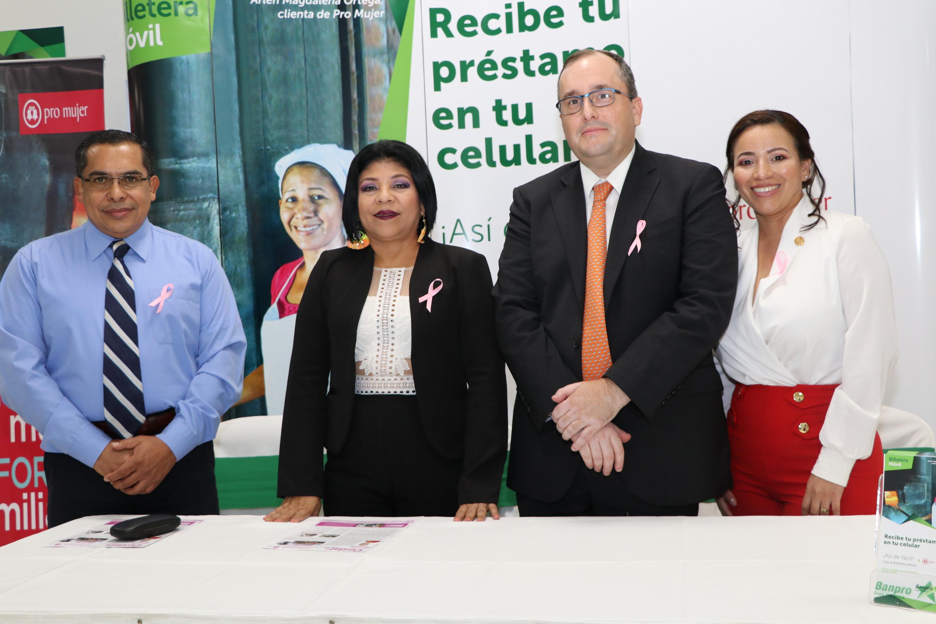 Pro Mujer crea alianza con el Grupo Promerica Banpro