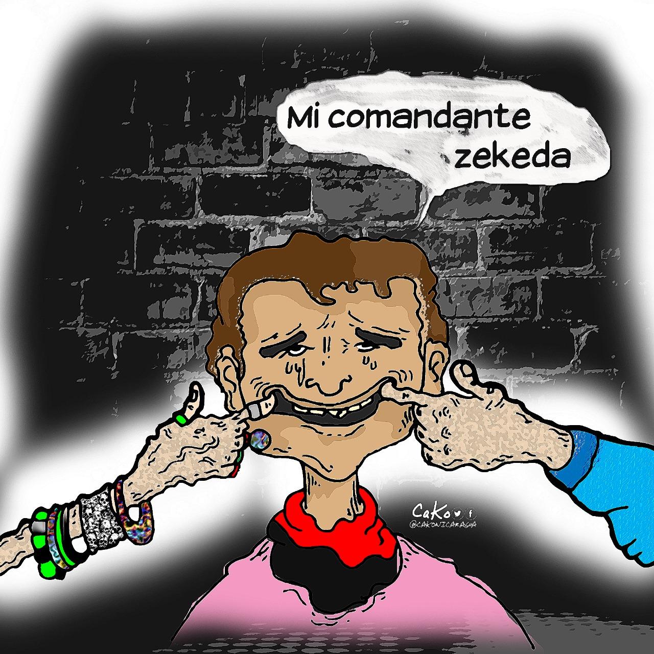 La Caricatura: Los SaposJoker