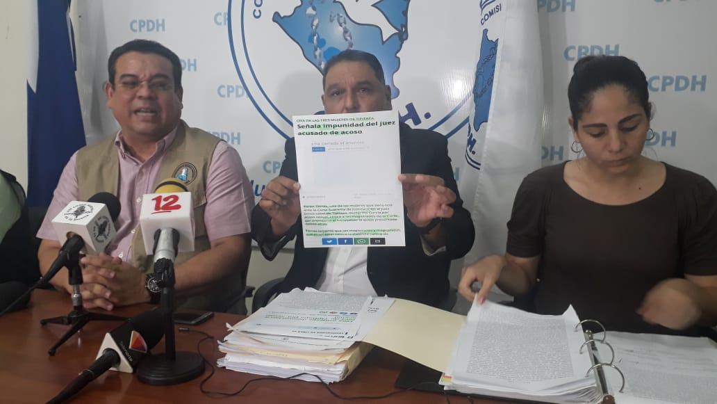 """Abogado Manuel Urbina Lara señala al vicepresidente de la CSJ de proteger a """"juez acosador sexual"""""""