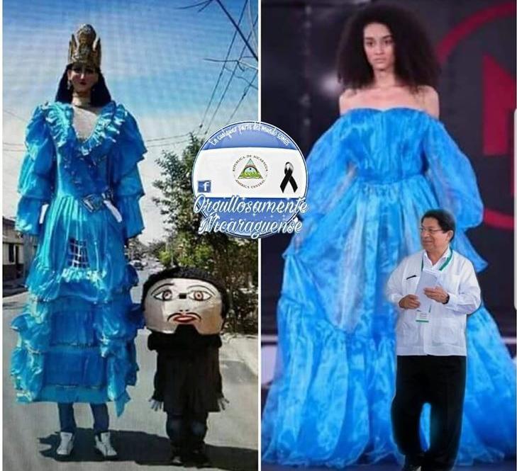 Nicaragua Diseña un éxito total... pero por la lluvia de memes