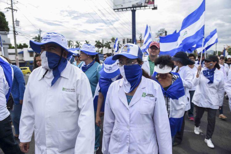 Unidad Médica Nicaragüenses formará parte de la Alianza Cívica por la Justicia y la Democracia
