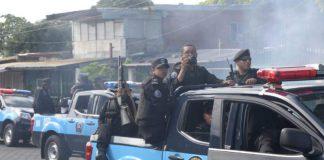 Ortega aumenta 7% más el presupuesto para represión