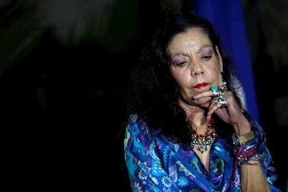 Rosario Murillo, vicepresidenta, primera dama, vocera y mujer del dictador. Foto: Notimérica