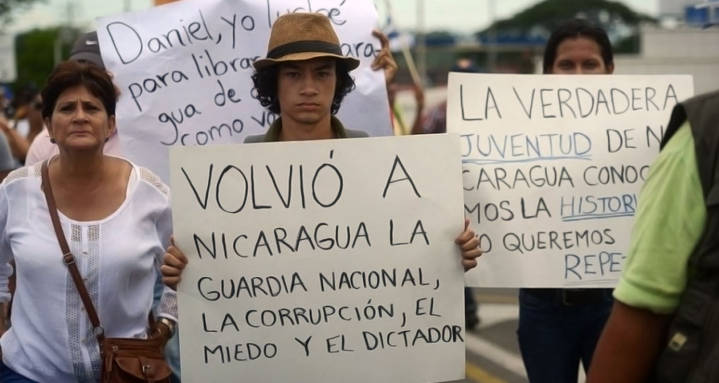 Nicaragua 2019: La corrupción. Foto: Tomada de internet