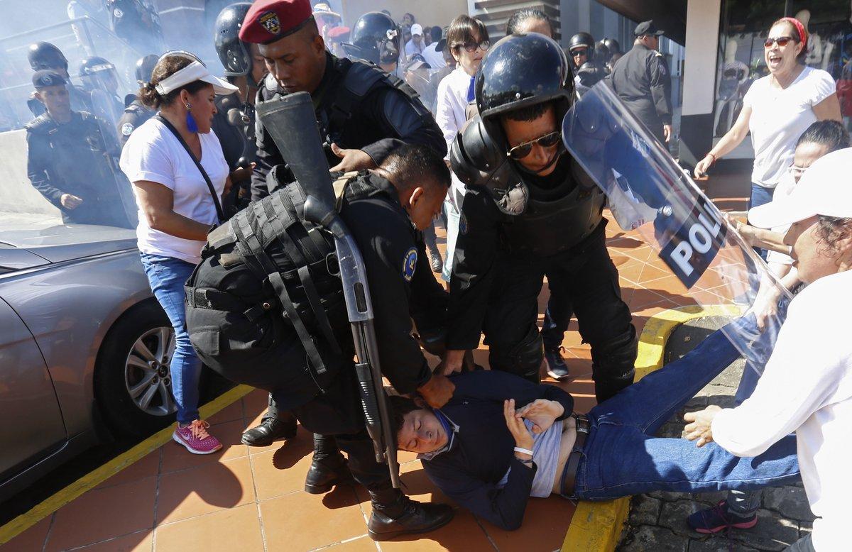 OACNUDH señala que el régimen de Ortega continúa violando los derechos humanos a nicaragüenses