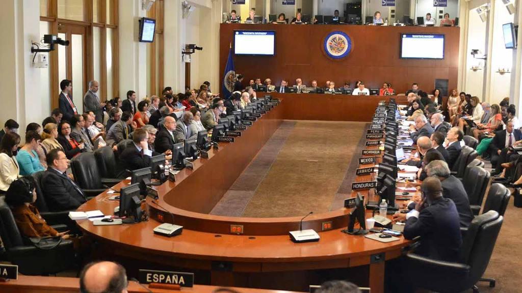 OEA recomienda segunda vuelta en los comicios presidenciales para solucionar la crisis política en Bolivia