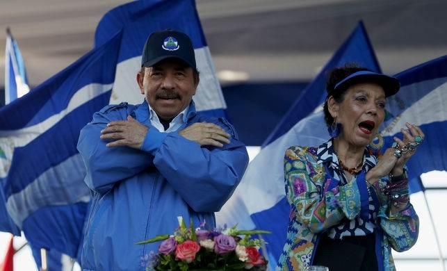Senadores estadounidenses urgen más sanciones contra la dictadura de Daniel Ortega. Foto: Cortesía