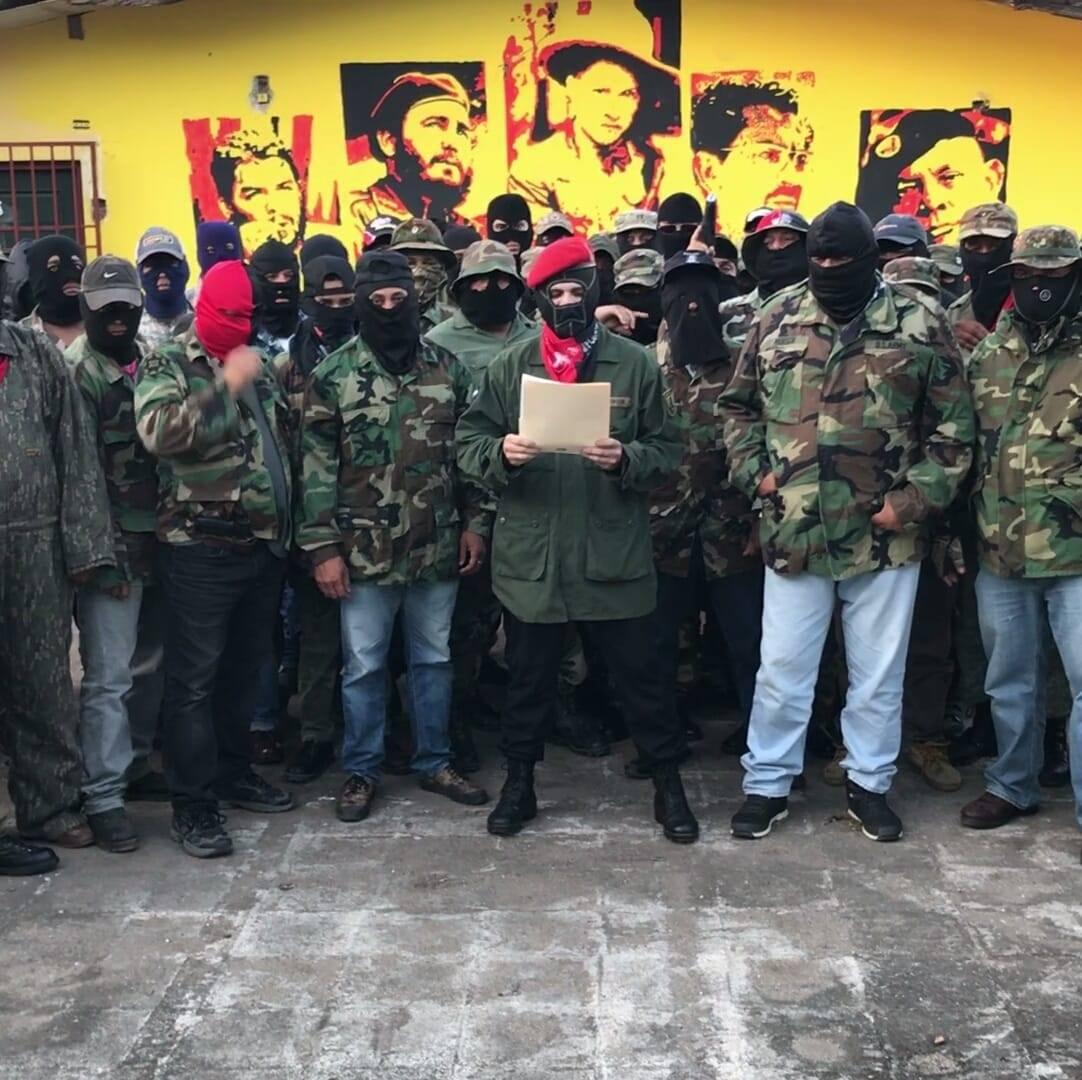 """Paramilitares orteguistas vuelven a la carga y amenazan con """"bajarle la mano"""" a quien se atreva a """"levantarse contra el comandante"""""""