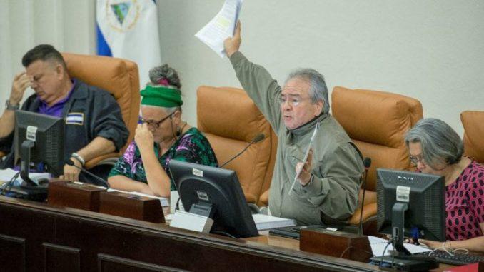 Aplanadora orteguista discutirá una reforma a la ley electoral «para fortalecer el voto popular»