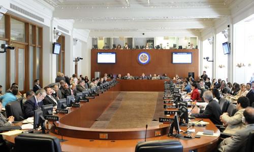 Estados miembros piden a la OEA incluir la crisis de Nicaragua en la próxima reunión del Consejo Permanente