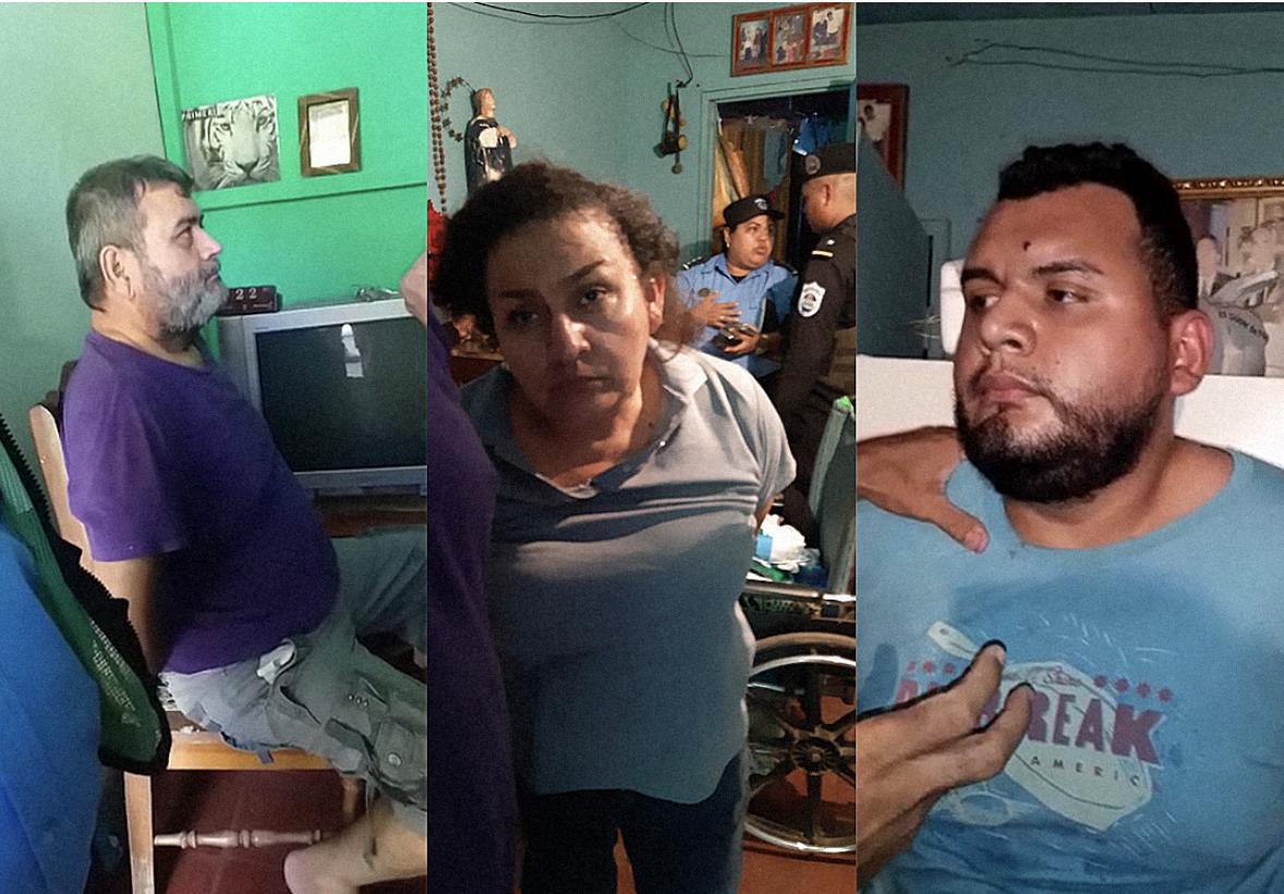 Cenidh solicita a la Fiscalía inicie una investigación por tortura policial a la Familia Reyes Alonso, de León