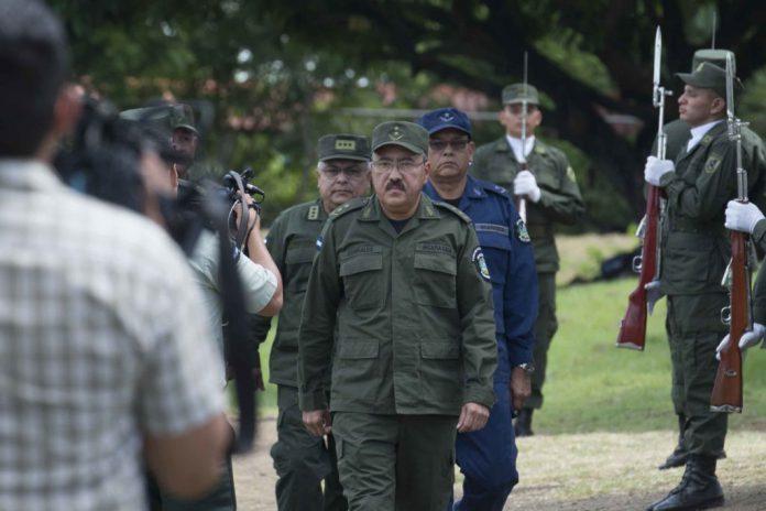 Marvin Corrales repite el discurso del régimen de Ortega ante el renombramiento de Avilés: