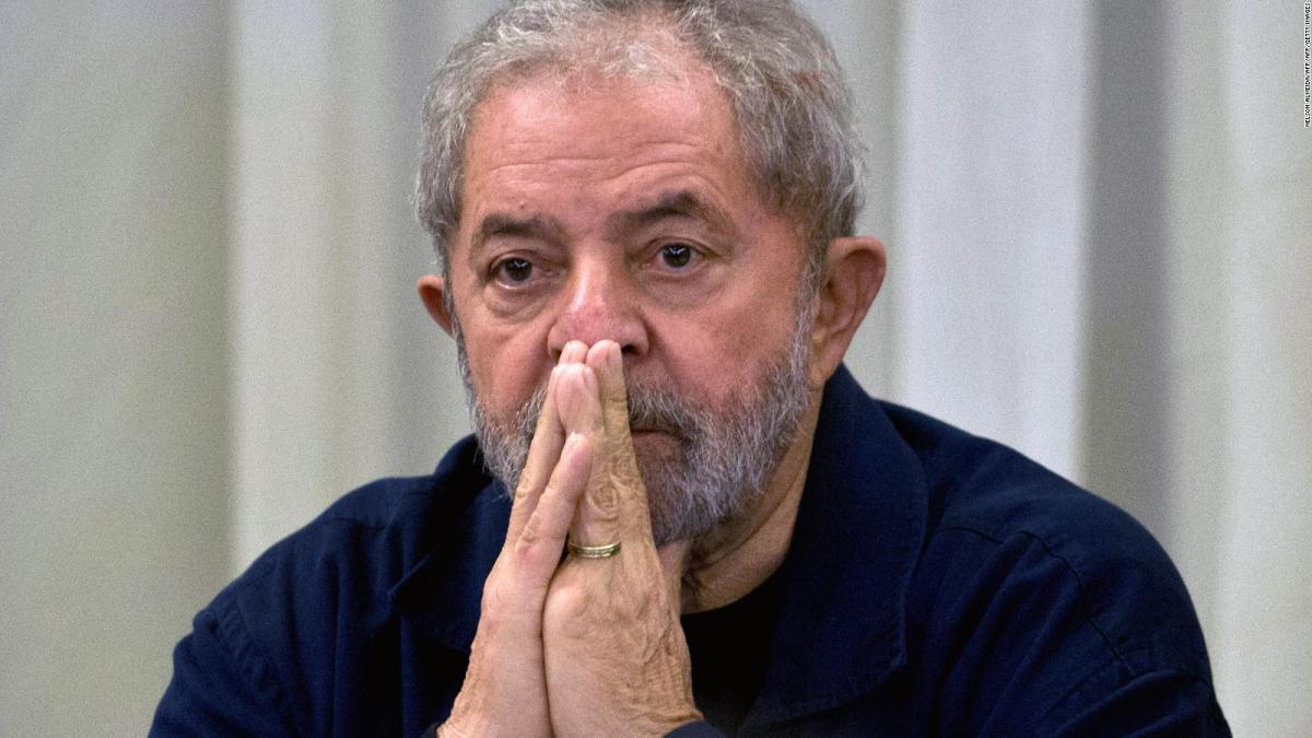 Exmandatario político, Lula da Silva. Foto. Tomada de la web.