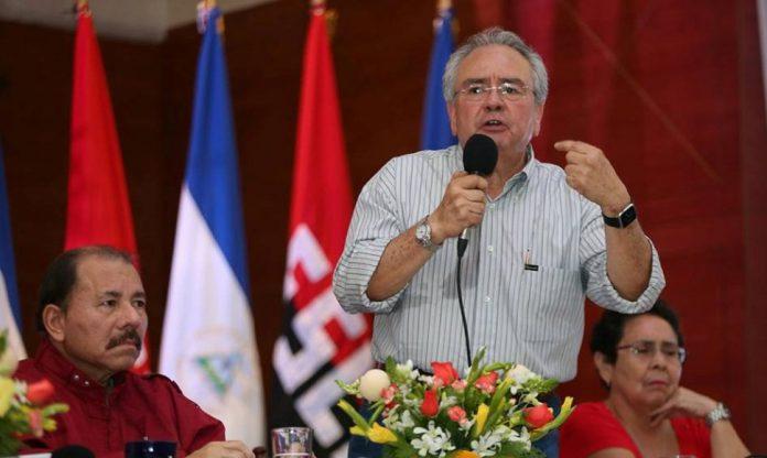 Gustavo Porras amenaza a la oposición con más represión mientras anuncia candidatura presidencial 2021 de Daniel Ortega