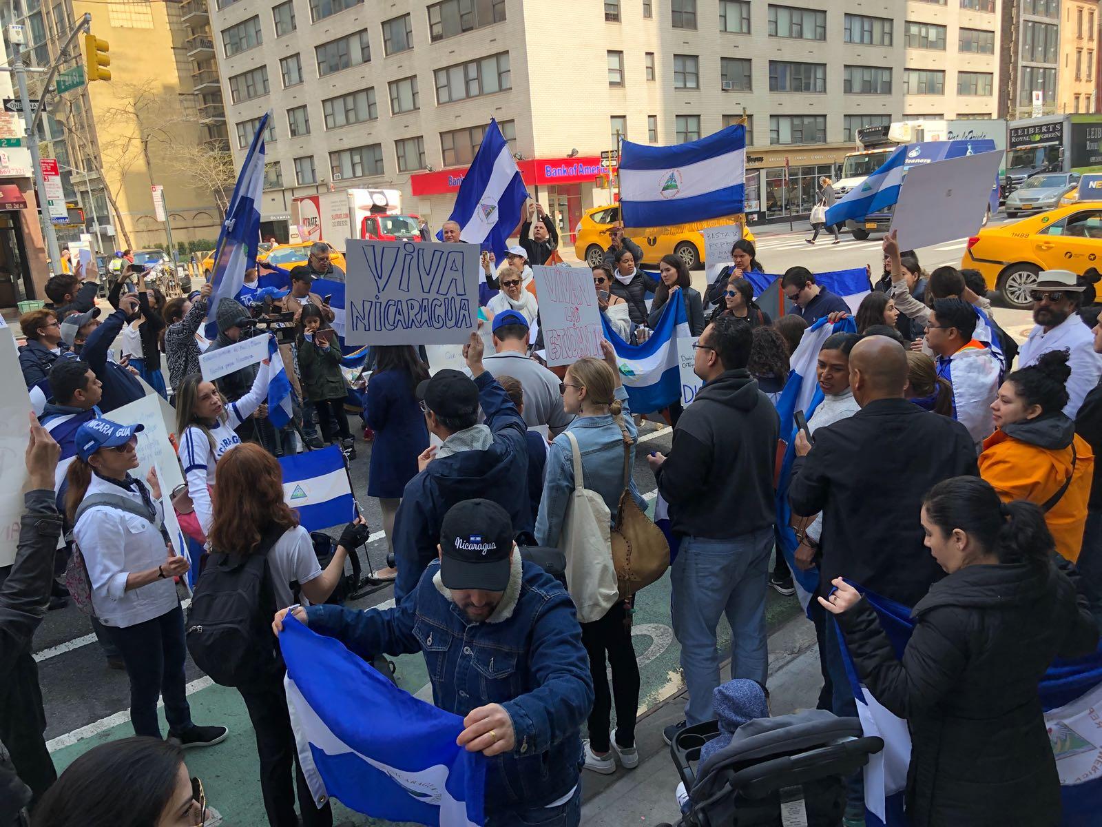 Estados Unidos extiende protección de deportación a Nicaragüenses que se encuentran en ese país